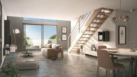 appartement neuf à Aucamville