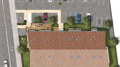 logement neuf à Aucamville