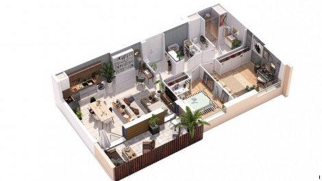 logement neuf à Brion