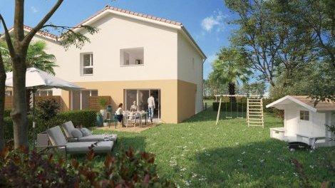 Maisons neuves Les Villas d'Alcyone investissement loi Pinel à Plaisance-du-Touch
