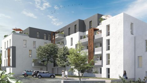 Appartements neufs La Traversée investissement loi Pinel à Saint-Nazaire