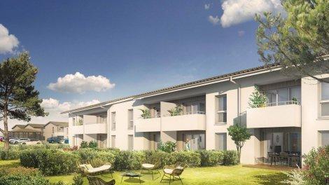 Appartement neuf Les Terrasses du Médoc à Parempuyre