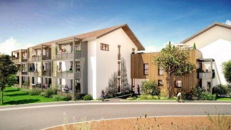 Appartement neuf Coeur Village à Chens-sur-Leman