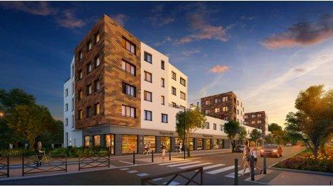 Appartement neuf Grand'Air éco-habitat à Les-Mureaux