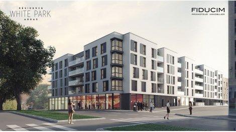 Appartement neuf White Park investissement loi Pinel à Arras