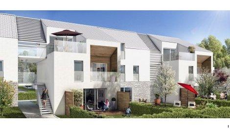 Appartement neuf Val des Chenes investissement loi Pinel à Boissy-Saint-Leger