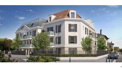 Appartement neuf Villa Castille investissement loi Pinel à Villemomble