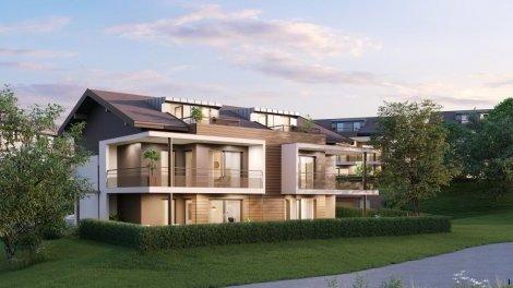 Appartements et maisons neuves Panoramic à Villy-le-Pelloux