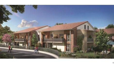 Appartement neuf Val'Oriane éco-habitat à Toulouse