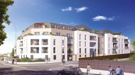 Appartement neuf New Corner à Saint-Herblain