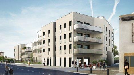 Appartement neuf Résidence du Loup Pendu éco-habitat à Rillieux-la-Pape