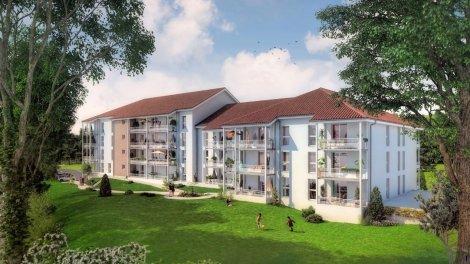 Appartement neuf Parc Natura éco-habitat à Villefontaine