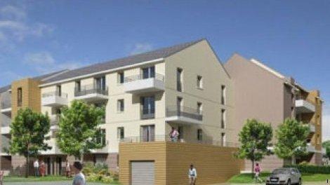 Appartement neuf Dourdan C1 éco-habitat à Dourdan