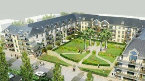 Appartements neufs Les Sables d'Olonne C1 investissement loi Pinel à Les Sables d'Olonne