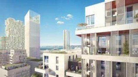 logement neuf à Marseille 3ème