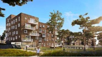 Appartements neufs Bornéo éco-habitat à Nantes
