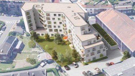 logement neuf à Lille