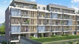 Appartements neufs Le Mikado investissement loi Pinel à Cognin