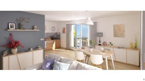 Appartements neufs 216 Jules Verne investissement loi Pinel à Nantes