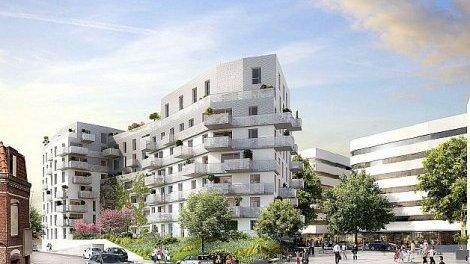 Appartement neuf Héliolille à Lille