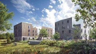 Appartements neufs Residence le Trium - St Herblain investissement loi Pinel à Saint-Herblain