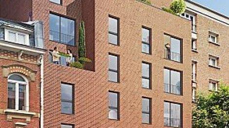 Appartements neufs Villa de Musset investissement loi Pinel à Lille