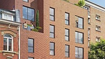 Appartements neufs Villa de Musset à Lille