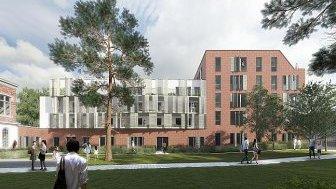 Appartements neufs Les Jardins du Cloître à Lille