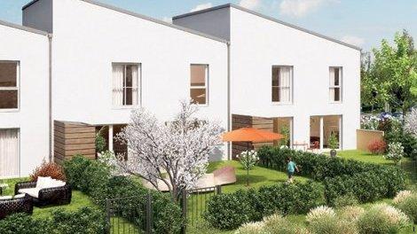 Appartements et maisons neuves Metz C1 éco-habitat à Metz
