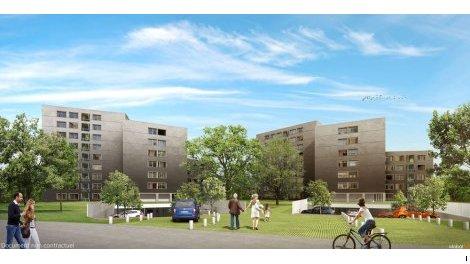 Appartement neuf L'Archipel à Nantes