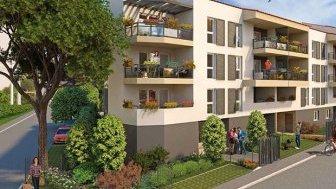 Appartements neufs Cavalaire-sur-Mer C1 éco-habitat à Cavalaire-sur-Mer