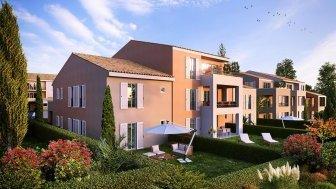 Appartements neufs Les Vents d'Anges éco-habitat à Le-Beausset