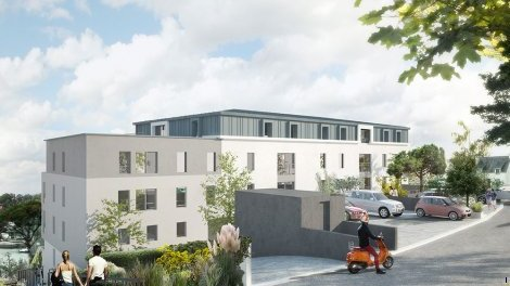 Appartement neuf O'Rizon investissement loi Pinel à Hennebont
