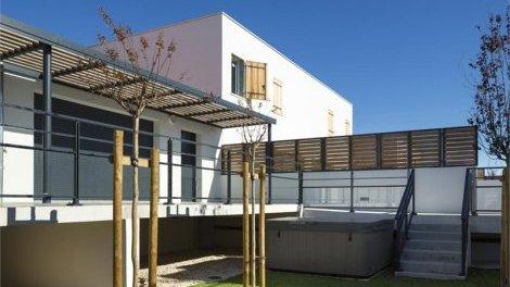 Maisons neuves Le Grau-du-Roi C1 éco-habitat à Le Grau-du-Roi