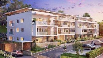 Appartements neufs Gex C1 investissement loi Pinel à Gex