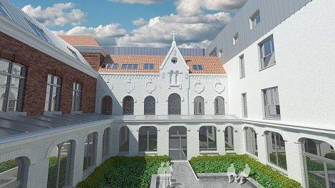 Appartement neuf Le Cloitre à Lille