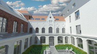 Appartements neufs Le Cloitre à Lille