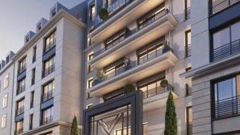 Appartements neufs Hotel Marivaux - Nantes investissement loi Pinel à Nantes