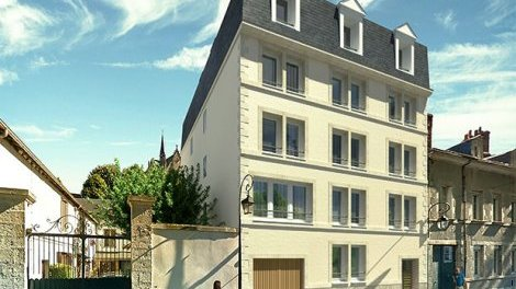 Appartement neuf Orléans C1 investissement loi Pinel à Orléans