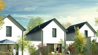 Maisons neuves Fouesnant C1 éco-habitat à Fouesnant