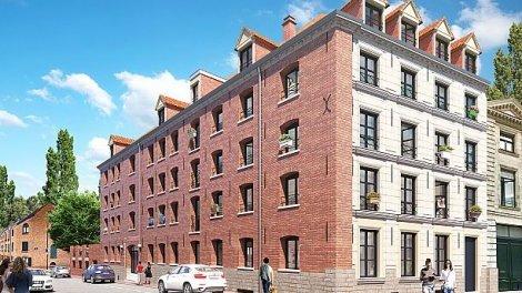 Appartements neufs Nuan' Ciel investissement loi Pinel à Lille