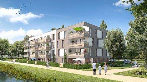 Appartement neuf Pastel investissement loi Pinel à Don