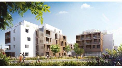 Appartement neuf Legancy - Cesson Sevigne investissement loi Pinel à Cesson-Sévigné