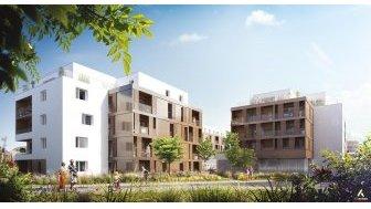Appartements neufs Legancy - Cesson Sevigne investissement loi Pinel à Cesson-Sévigné