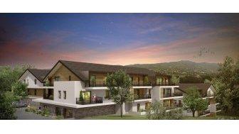 Appartements neufs Emergence investissement loi Pinel à Cranves-Sales