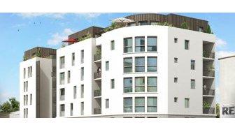 Appartements neufs Anatôl à Villeurbanne
