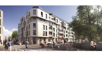 Appartements neufs Le Xxième investissement loi Pinel à Aubervilliers