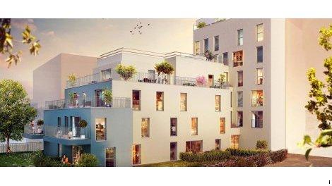 quadrature aubervilliers programme immobilier neuf. Black Bedroom Furniture Sets. Home Design Ideas