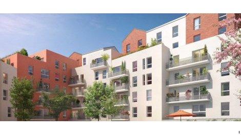 Appartement neuf Origami investissement loi Pinel à Bezons