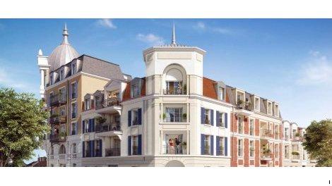 Appartement neuf Speedbird investissement loi Pinel à Le Blanc Mesnil
